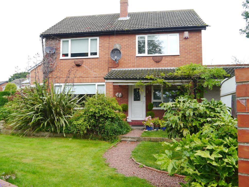 3 Bedrooms Detached House for sale in Ingleton Drive, Newcastle Upon Tyne
